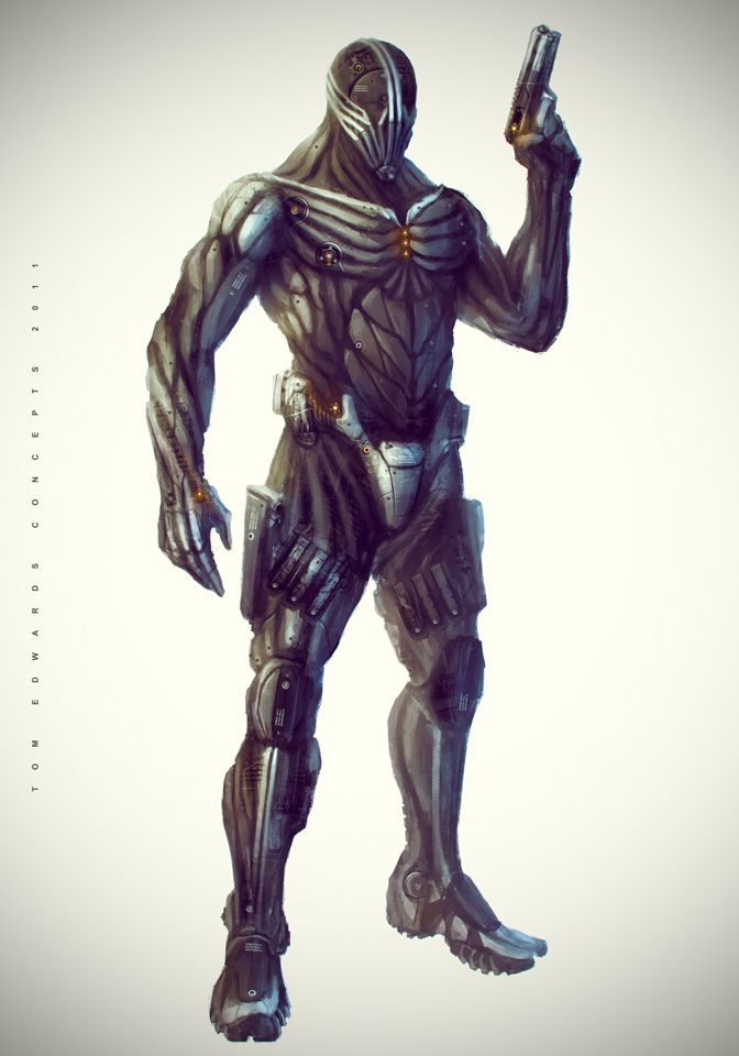exo suit by on deviantart armour pinterest exo. Black Bedroom Furniture Sets. Home Design Ideas