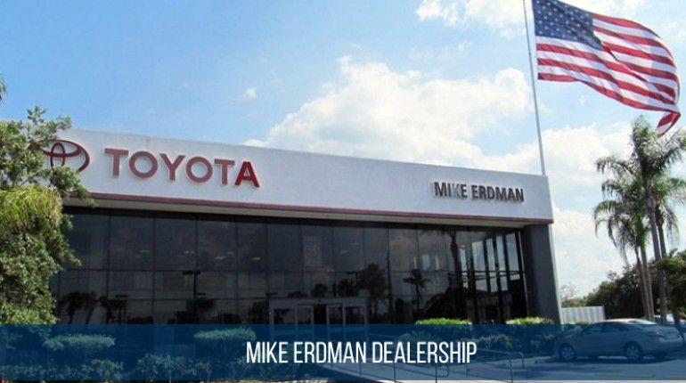 Toyota Merritt Island >> The Mike Erdman Toyota Dealership Is Located At 1545 E