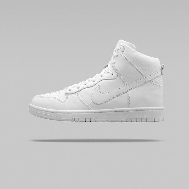 Find out all the latest information on the Nike Dunk Lux High SP Triple  White, including release dates, prices and where to cop.