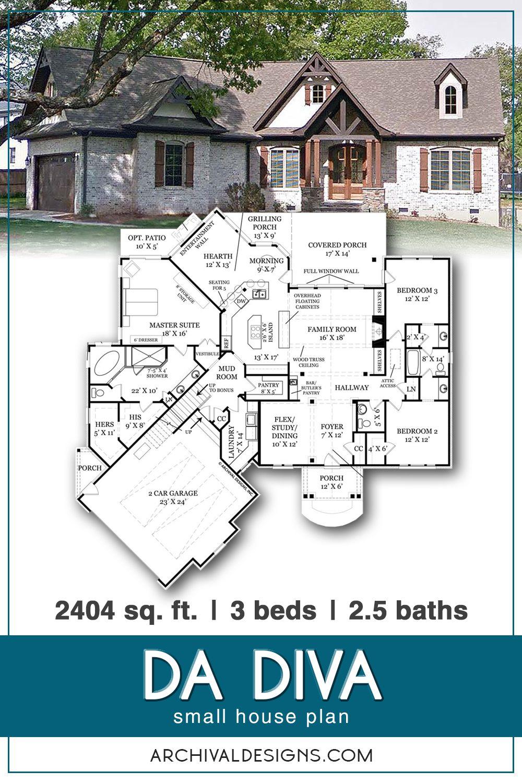 Da Diva House Plan In 2020 Floor Plans Unique House Plans Sims House Plans