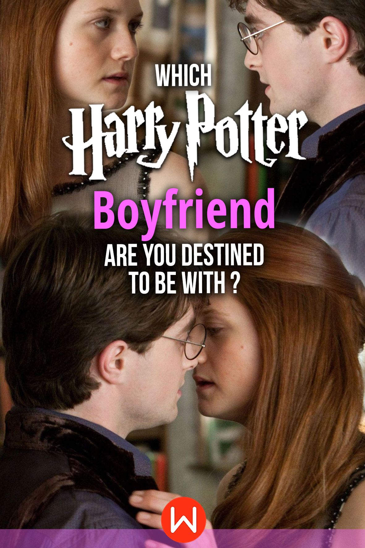 Quiz: Which Harry Potter Boyfriend Are You Destined To Be