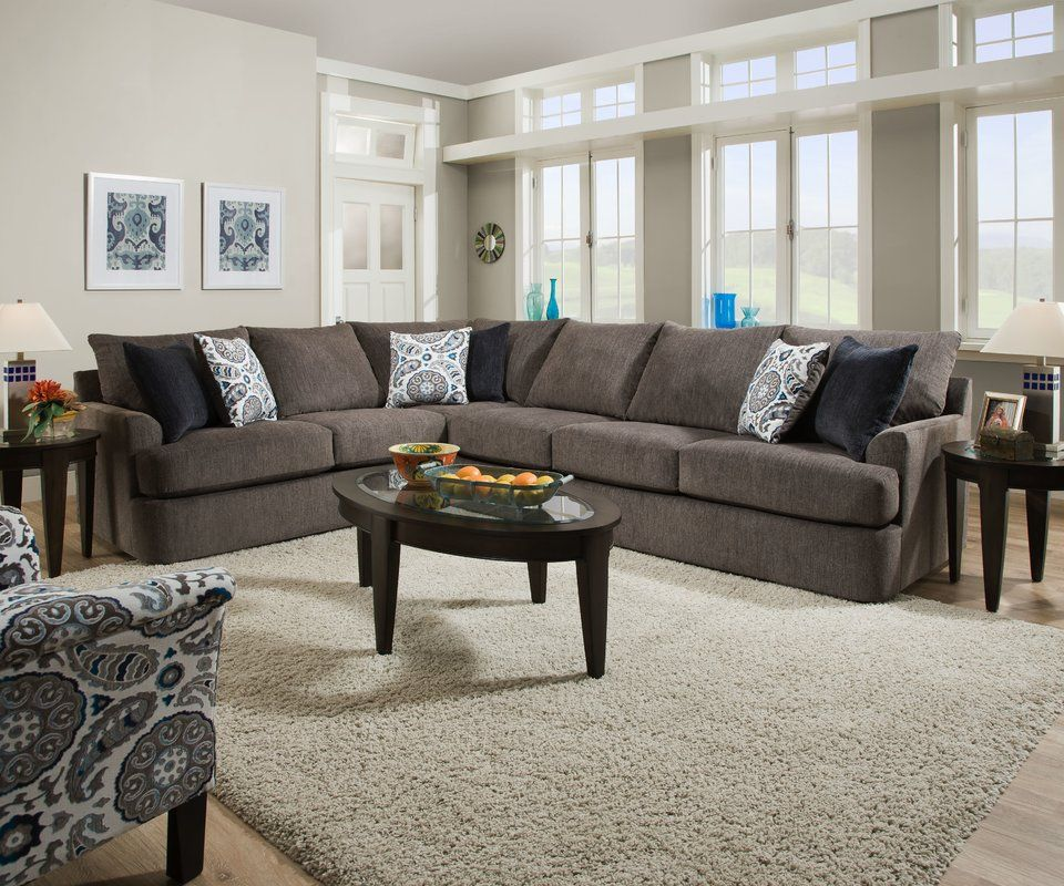 Dizon Left Hand Facing Sectional Sectional Sofa Furniture Sectional