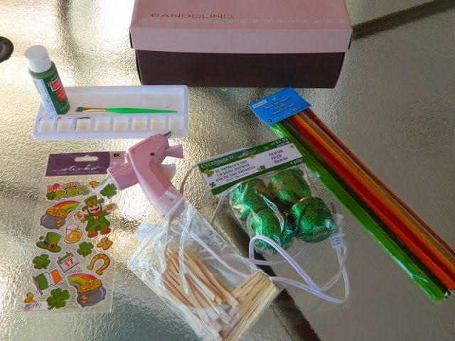 Marshmallow Mudpie: Build a Leprechaun Trap