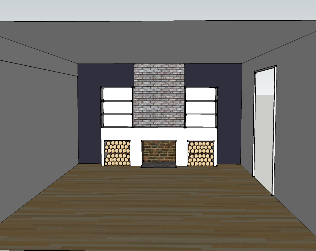 My Design For A Smaller Living Room 18 X 13 Above