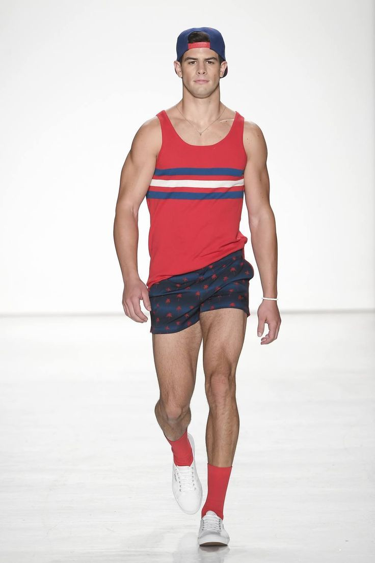 Cool Urban Summer Fashion Male Trends Parke Ronen Spring 2017 New