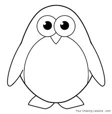 Resultado De Imagen De Penguin Draw Penguen Sanat