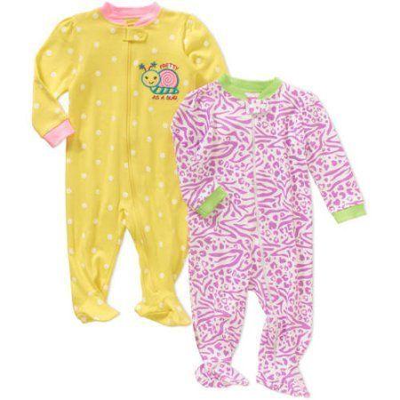 1869fa834f5a Garanimals Newborn Baby Girl Cotton Sleep N  Play