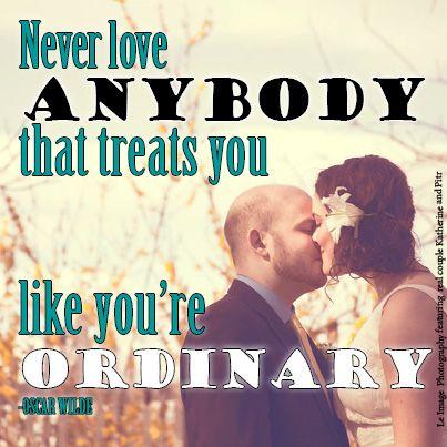 Wedding Vow Wednesday NewsFavor Oscar WIlde Quote