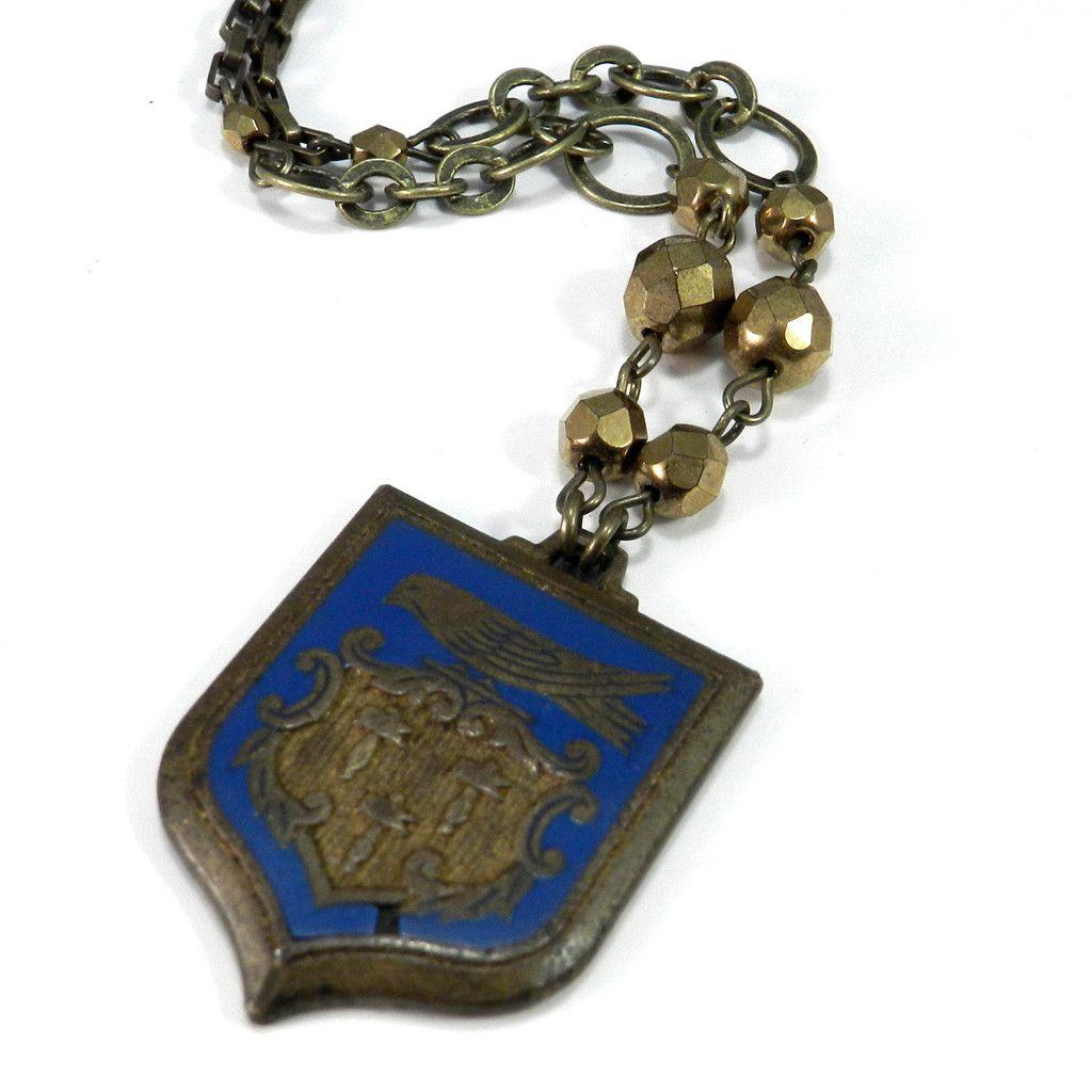 Antique Martell Cognac Medal Founded 1715 Vintage Bronze Compass Rose Design Cognac [ 1024 x 1024 Pixel ]