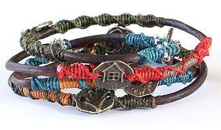 Wakami - Dream bracelet - Leather