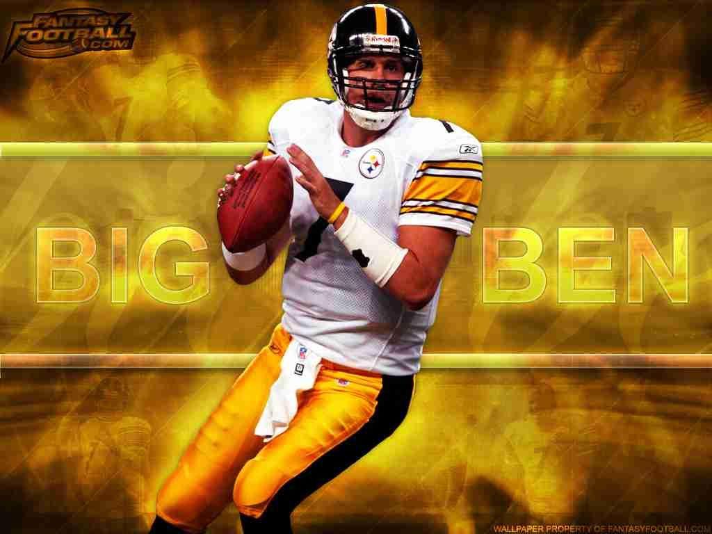 Pittsburgh Steelers 7 Ben Roethlisberger Pittsburgh Steelers Wallpaper Nfl Color Rush Uniforms Pittsburgh Steelers Jerseys