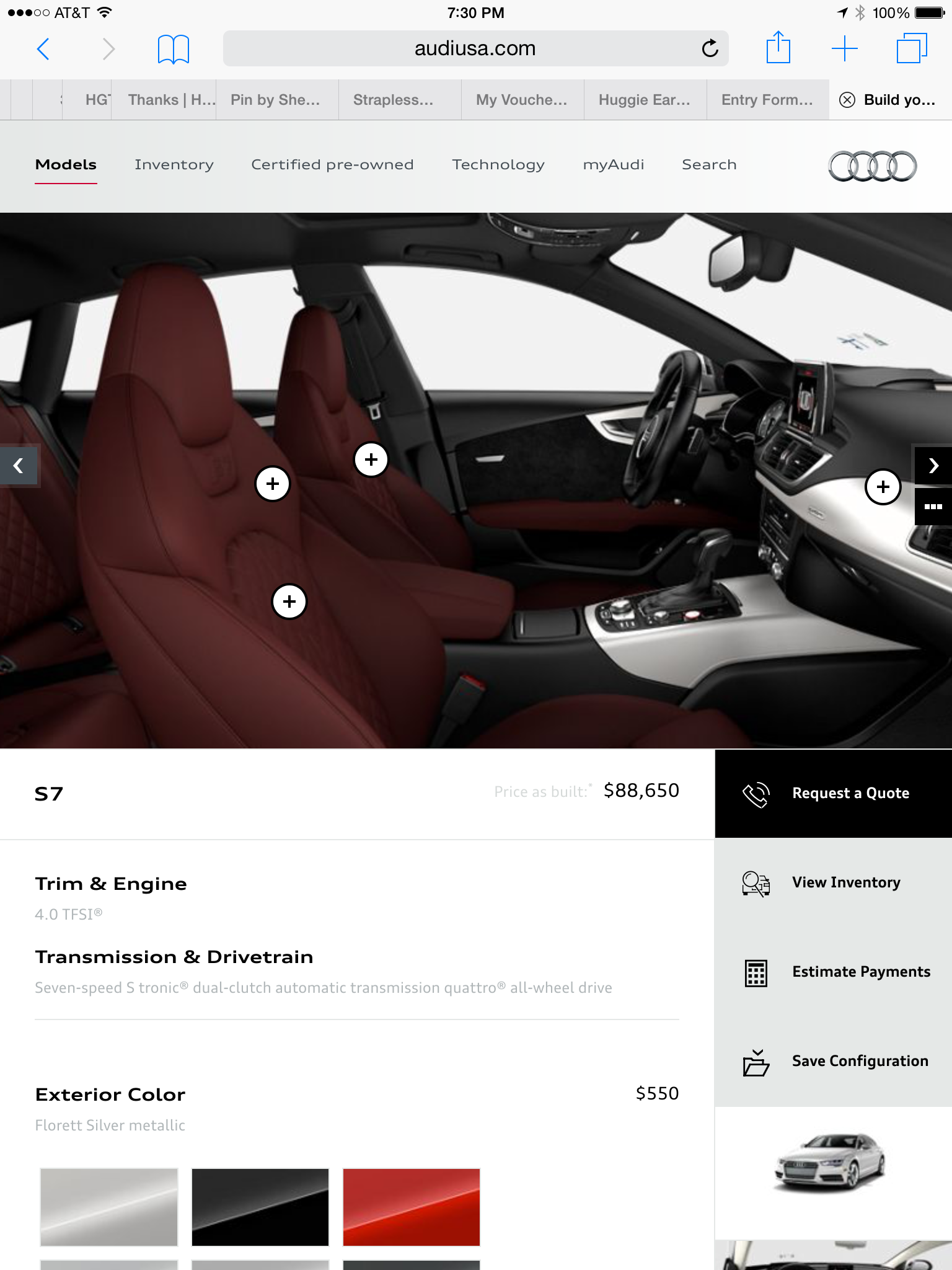 11 best My New Audi images on Pinterest