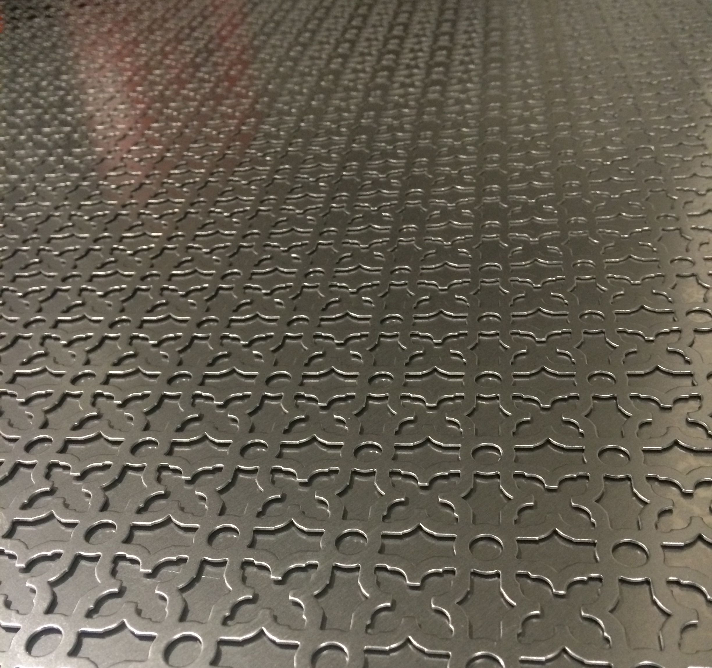 Designer Perforated Aluminum 17ma4040 Mcnichols Metal Design Perforated Metal Perforated