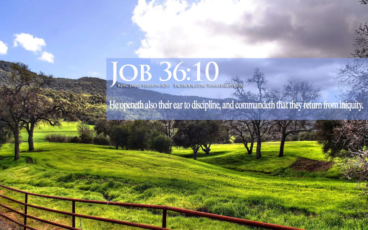 Landscapes With Bible Verses Read One Mans AMAZING Salvation Testimony