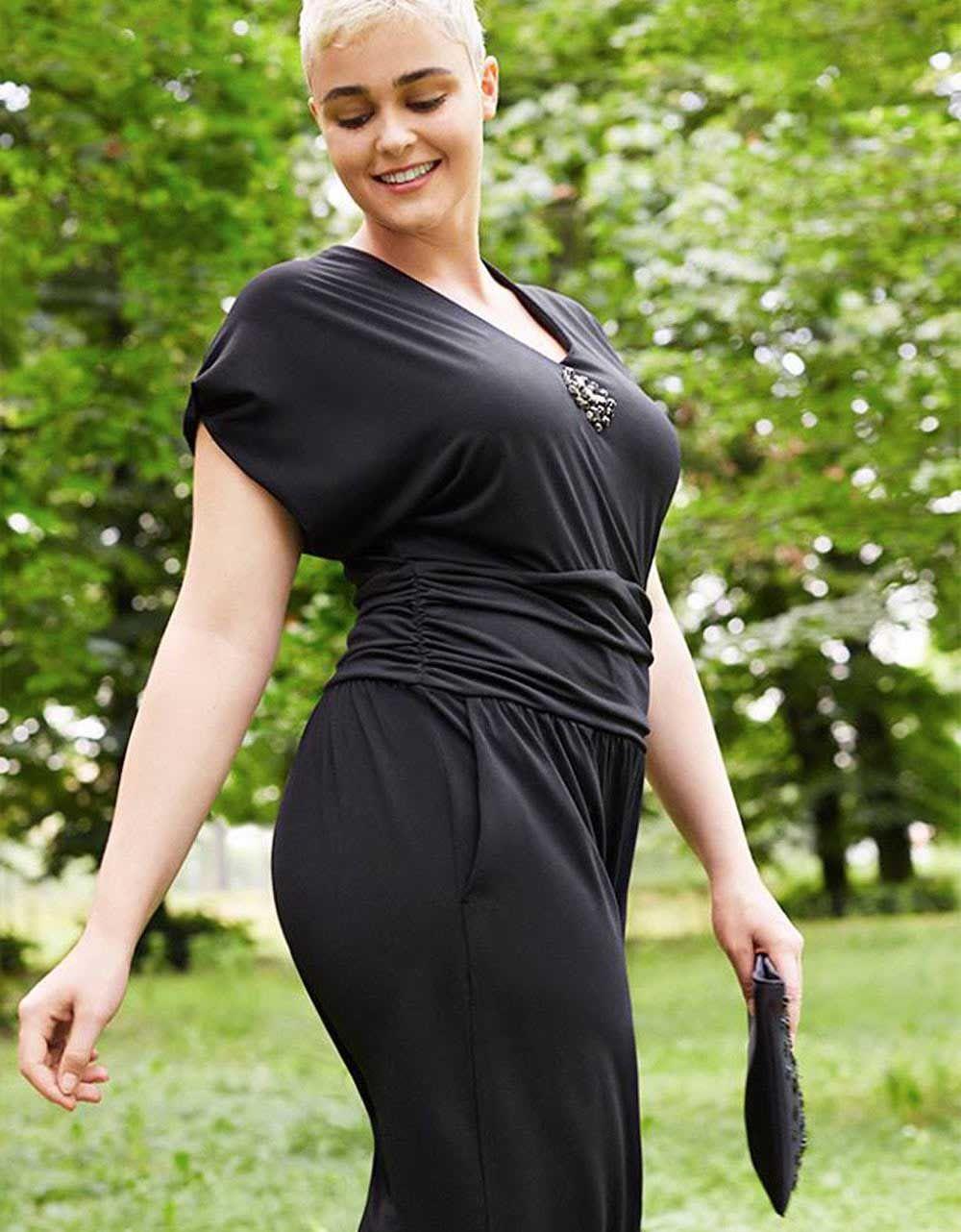 1a57b54bcf0 Fiorella Rubino модная одежда больших размеров. Италия
