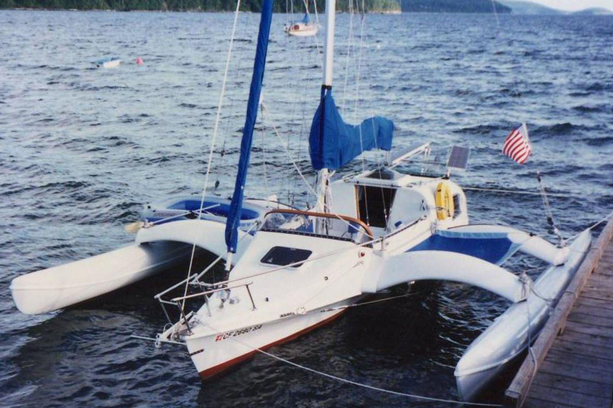 40 of the Best Catamarans and Trimarans. Ever. | Catamaran, Sailing catamaran and Boat design