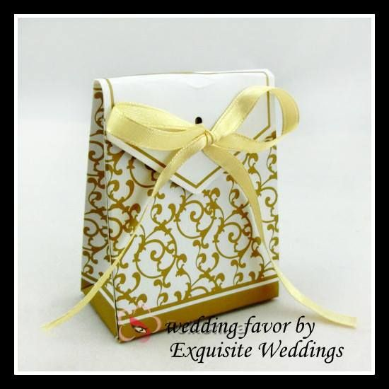 Return Gifts For Wedding Guests: Return Gifts For Guests At 'Gaye Holud' (the One When