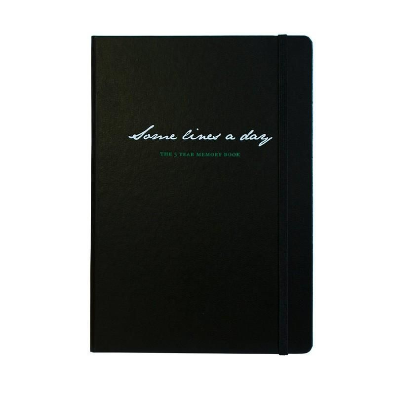 5 Year Journal Leuchtturm 1917 Black Standard Bindery Australia 5 Year Journal Journal Memory Journal