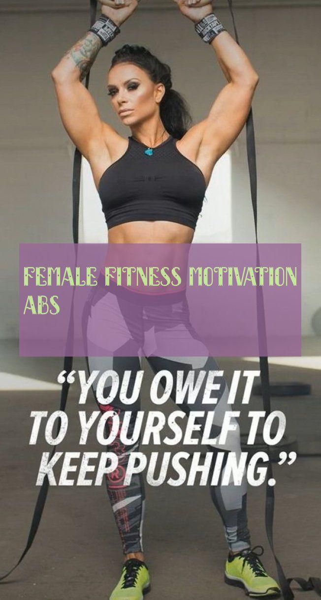 female fitness motivation abs #female #fitness #motivation