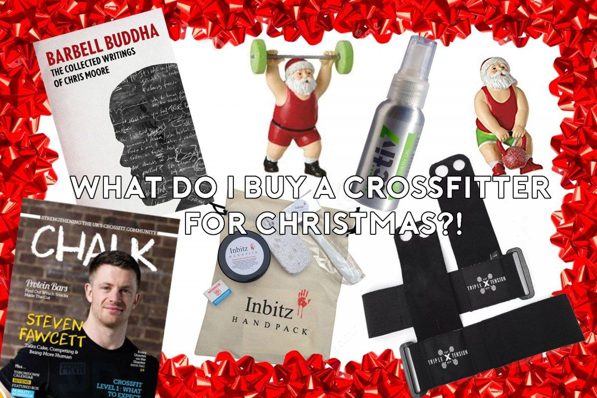 Check out the 2016 CrossFit Christmas Gift Guide from THAT SQUAT BOT!