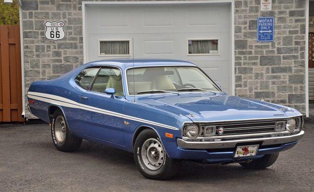 1972 Dodge Demon Classic Cars Muscle Chrysler Cars Mopar Muscle Cars