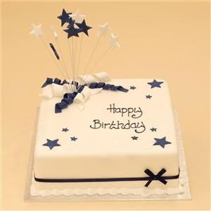 Build a birthday cake online