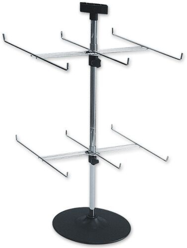 Spinner Rack With Hooks Spinning Rack Wire Display Counter Top