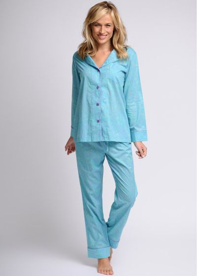 17 Best images about Women's Cotton Pajamas- Printed Voile on ...