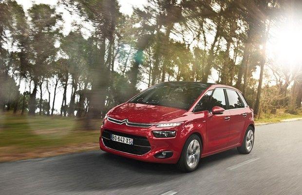 Citroën C4 Picasso (Foto: Divulgação)
