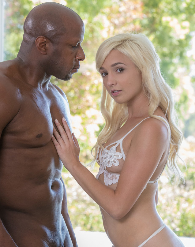 Interracial Love  Black On White  White Women  Black -5956