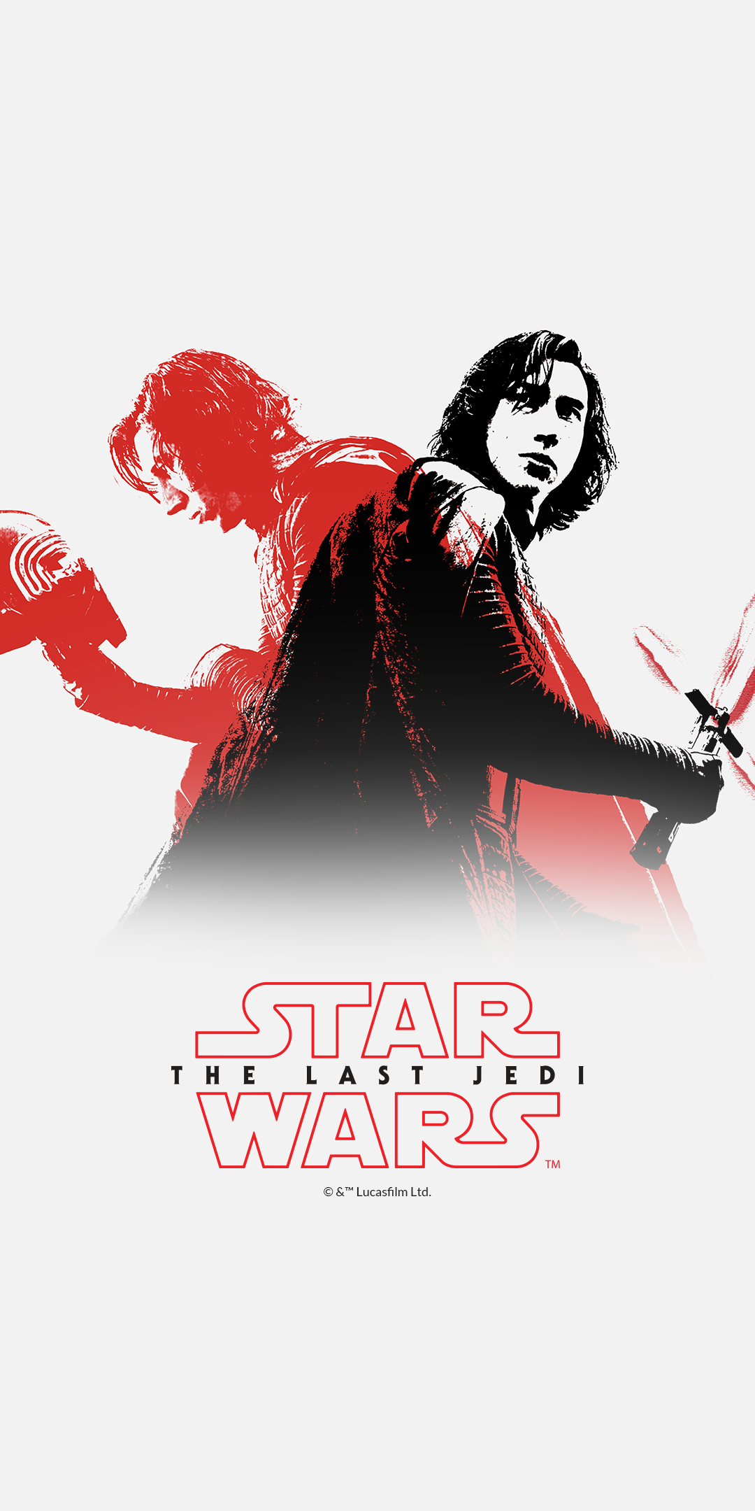 Get All The Star Wars The Last Jedi Wallpapers From The Special Edition Oneplus 5t Download Star Wars Background Star Wars Wallpaper Star Wars Quotes