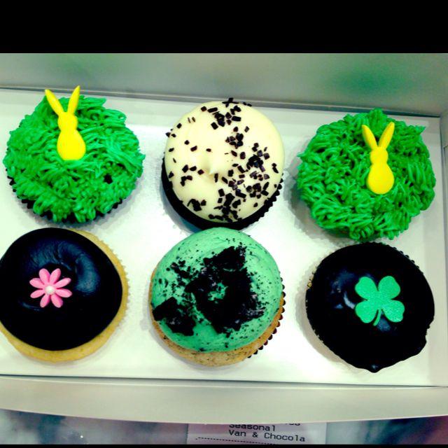 Georgetown Cupcake Celebrates Easter