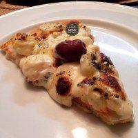 Pizza sem glúten e sem lactose