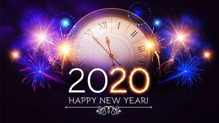 Bonne Année 2020 / Happy New Year 2020 - VOYAGE ONIRIQUE