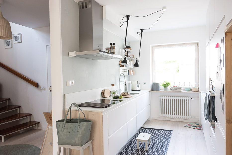 Umbau Reihenhaus Teil III - Neue Küche Neue küche, Umbau und - ikea küche online planen