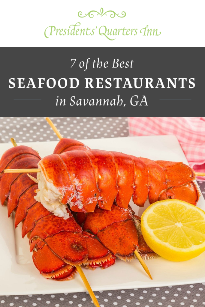 Best Savannah Seafood Restaurants