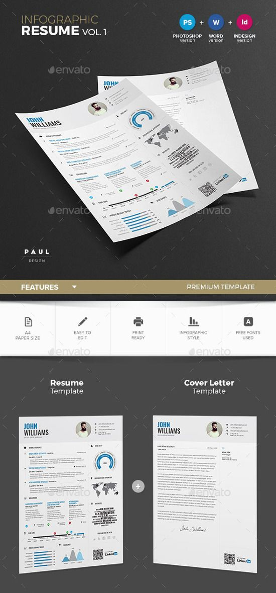 Best Infographic Resume Templates for You Infographic resume - creative resume builder