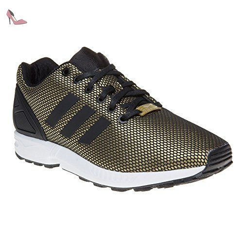 adidas zx flux collegiate gold