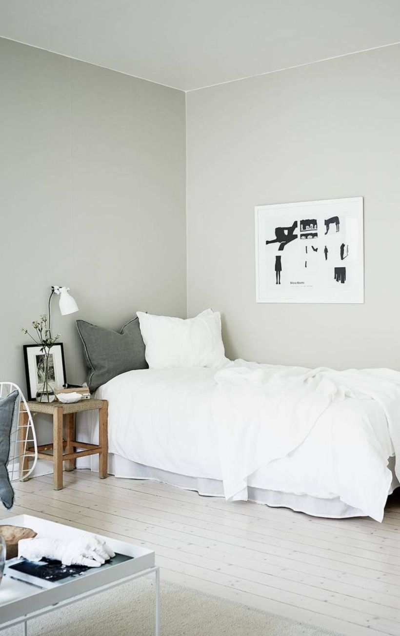 70 Inspiring Minimalist Elegant White Themed Bedroom Ideas