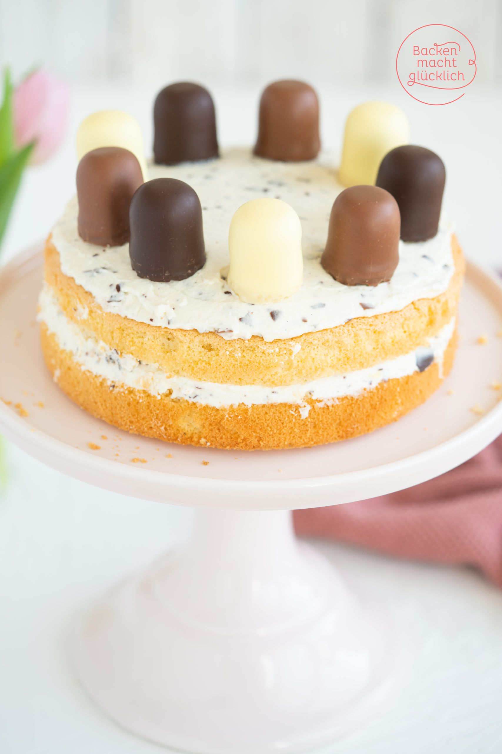 Schokokuss Torte Rezept Schokokuss Torte Torte Ohne Backen