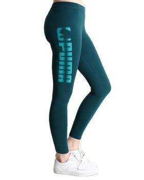 Buy Logo Tights Leggings Women's Bottoms from Puma. Find Puma fashions & more at DrJays.com