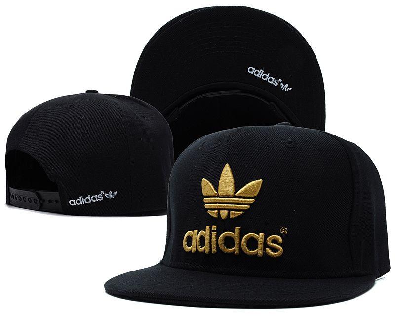 42c382f6fc63e Adidas Snapbacks Caps Cheap Snapbacks Hats Black Gorras Snapback