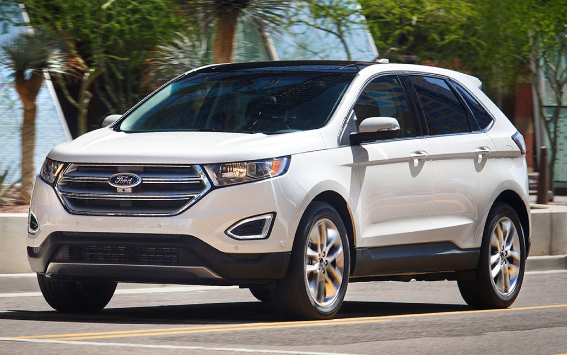 2015 Ford Edge Ford Edge 2016 Ford Edge Ford Suv