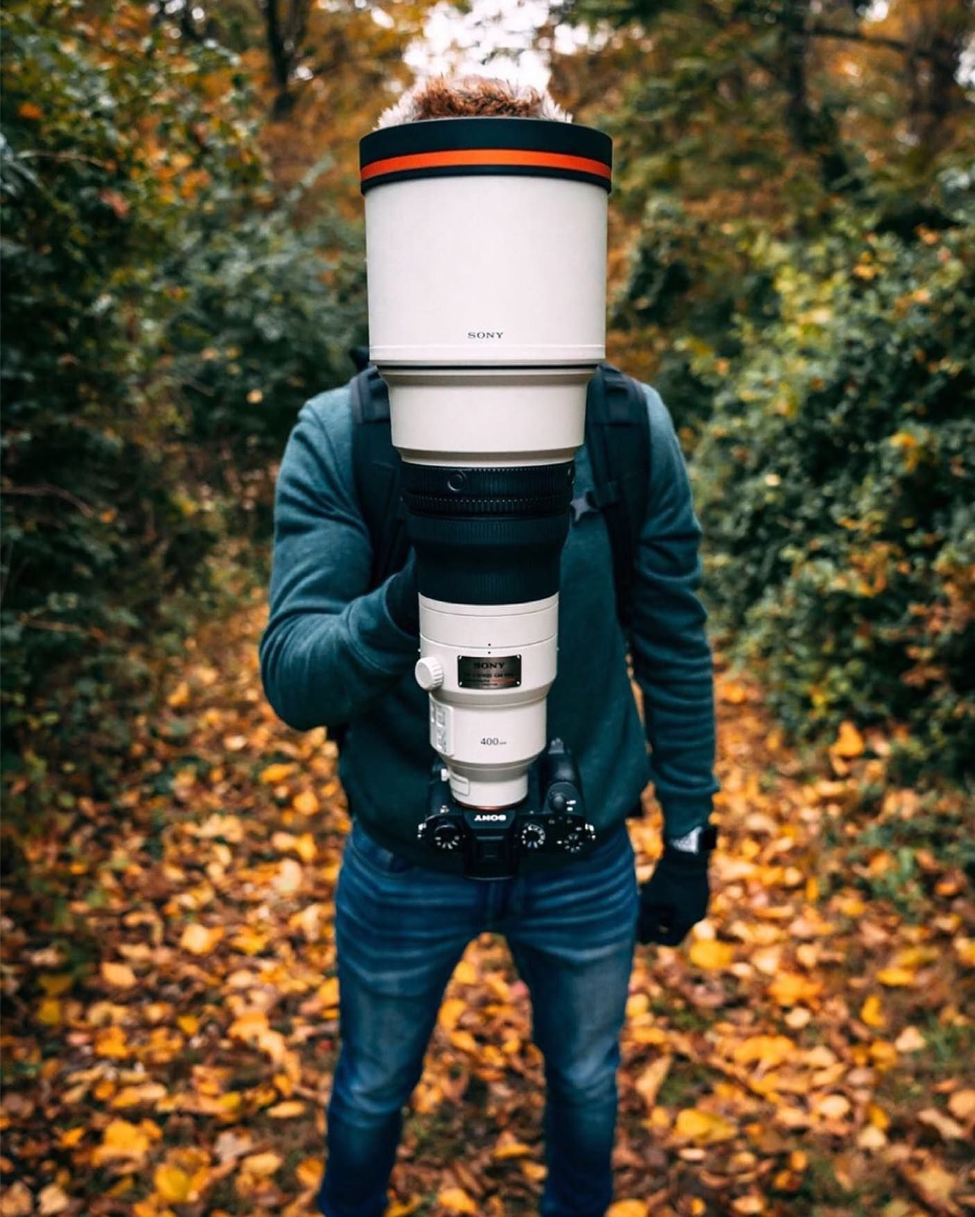 The Mother Of All Lenses Sony 400mm F2 8 From Mavic Mitch Cameragear Sony Sonyalpha Productphotography Sonycamera M Sony Camera Camera Gear Sony