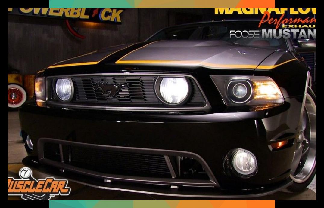 Chip Foose Custom Mustang Gt For Contest Br Chip Contest Custom Foose Mustang In 2020 Mustang Mustang Gt Foose