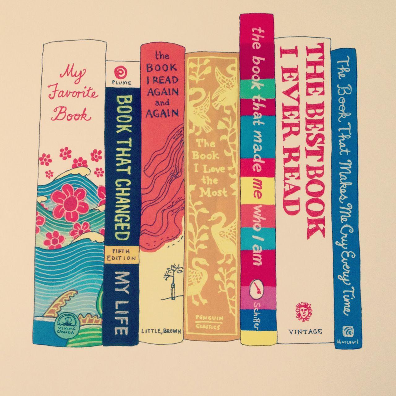 Book color illustrator - Films