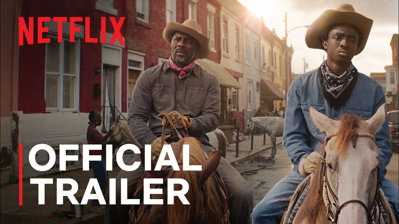 Concrete Cowboy Trailer Coming To Netflix April 2 2021 In 2021 Official Trailer New Movies In Theaters Netflix