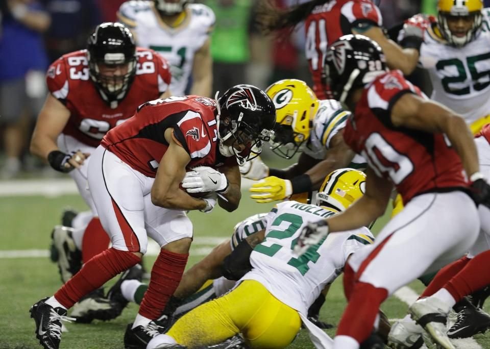 Falcons Vs Packers Nfc Championship Falcons Packers Nfc