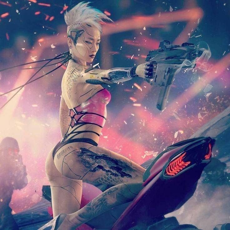 Pin by Seb Panossian on Cyberpunk Art in 2020 | Cyberpunk ...