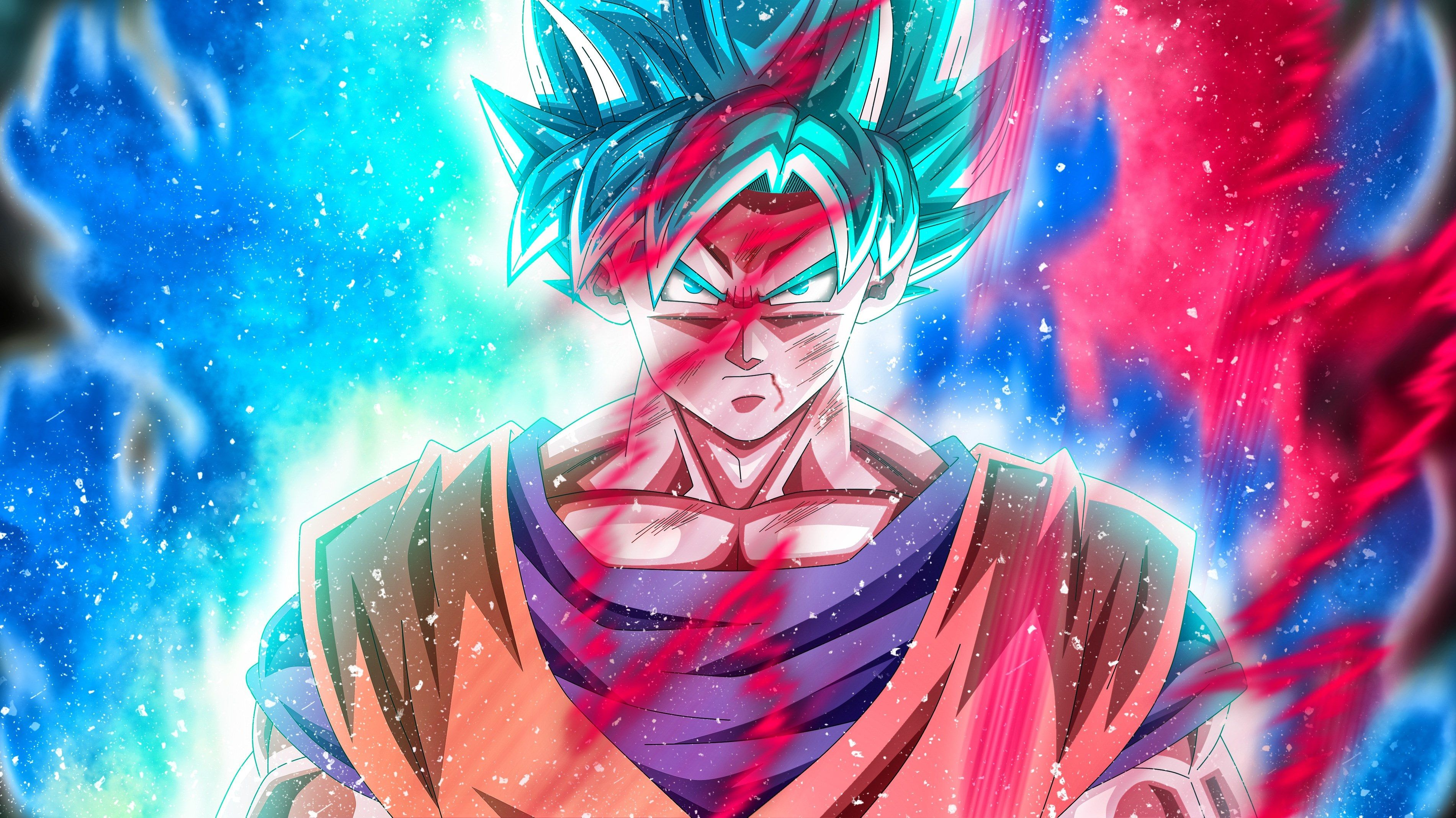 3802x2138 Dragon Ball Super 4k Free Hd Wallpaper Free Download Goku Super Saiyan Super Anime Goku Super